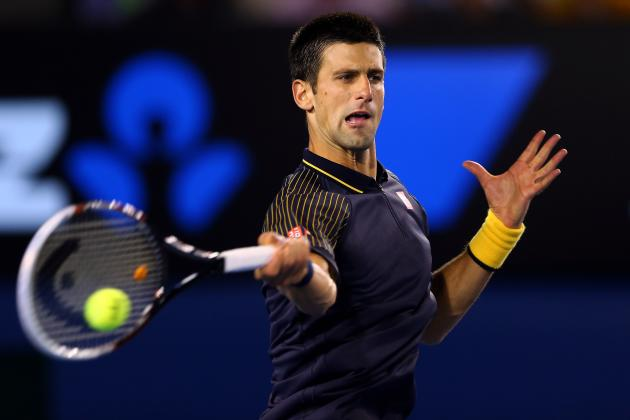 Australian Open 2013 Bracket: Top Third-Round Matches to Watch