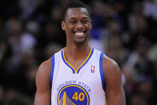 Grading Harrison Barnes' Early Performance with the Golden State Warriors