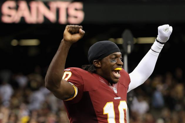 Vegas Odds Favor Robert Griffin III as AP/NFL Offensive Rookie of the Year