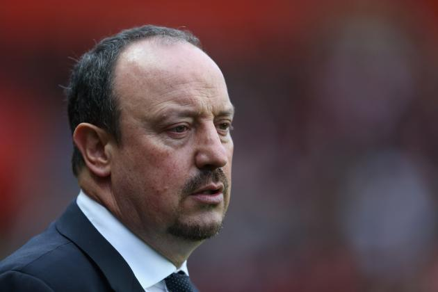 Benitez Coy After Guardiola Move