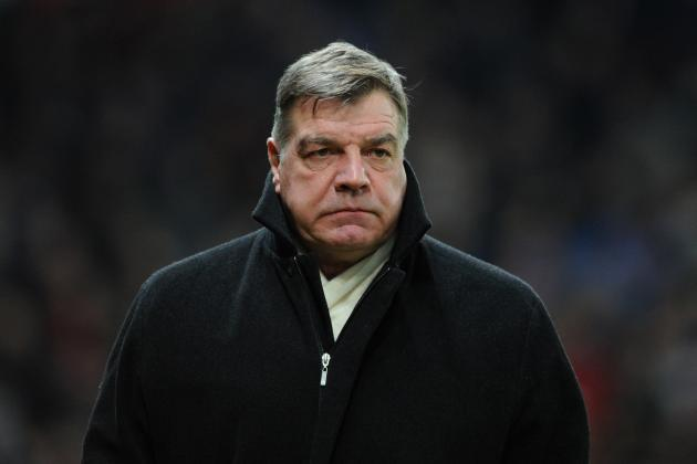 Allardyce Blasts Penalty Decision