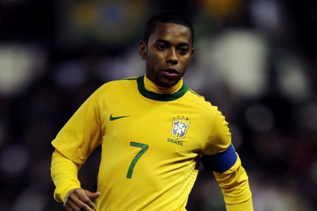 Robinho: 6 Months to Earn a Place at Brazil 2014 and Secure His Legacy