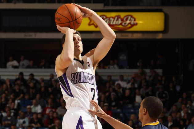 Kings Hold off Wizards as Fredette Provides Spark