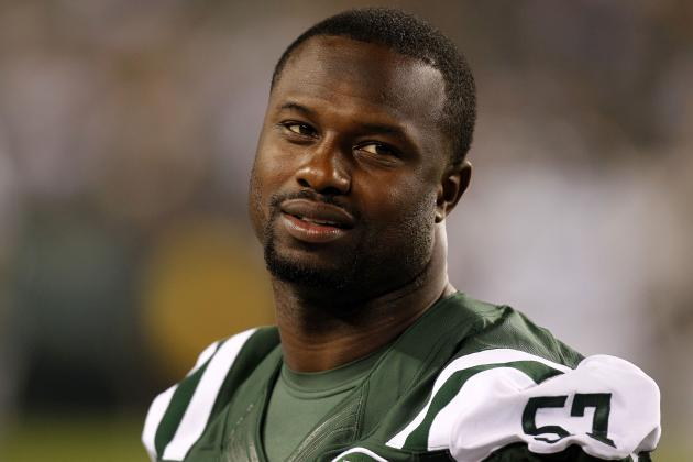 Bart Scott: Jets' Problem Is We Don't Have Enough Good Players