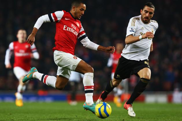 Arsene Wenger '99 Per Cent Certain' Theo Walcott Will Sign Arsenal Deal