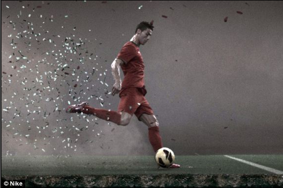 Ronaldo's Trail of Destruction! Real Madrid Star Wreaks Havoc in New Nike Video