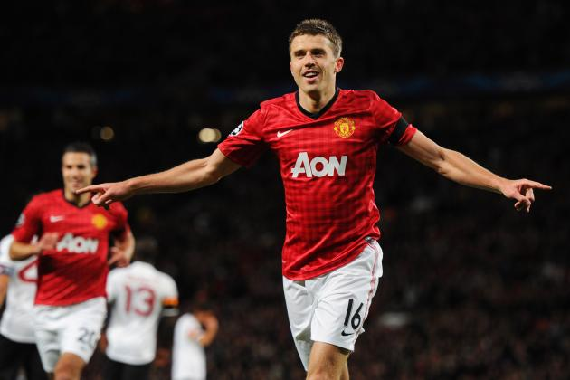 Manchester United: Why Michael Carrick Is EPL's Most Underrated Player