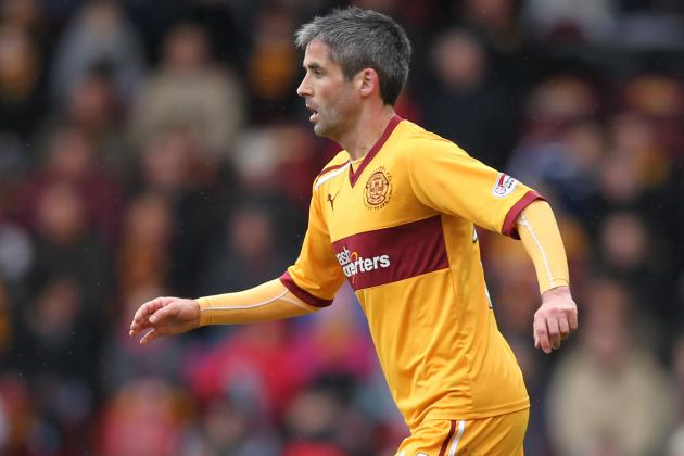 Scottish Premier League: Why Keith Lasley Is the SPL's Most Underrated Player