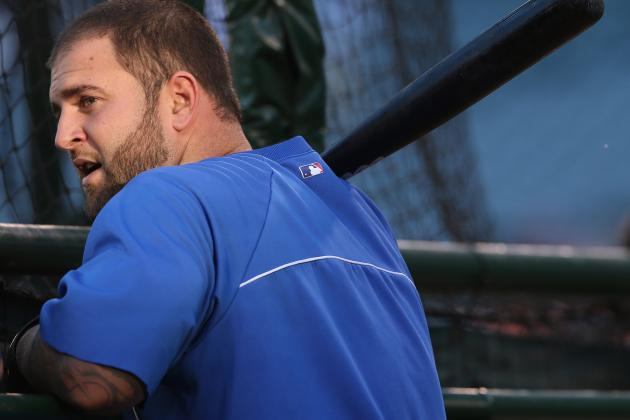 Mike Napoli, Red Sox Reach a One-Year Deal