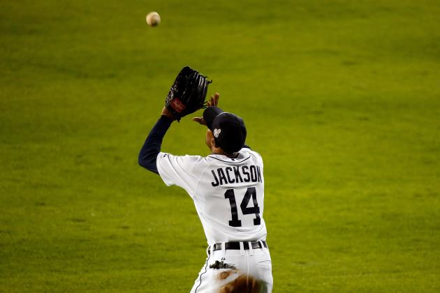 Tigers Expect Austin Jackson, Torii Hunter to 'Set the Tempo'