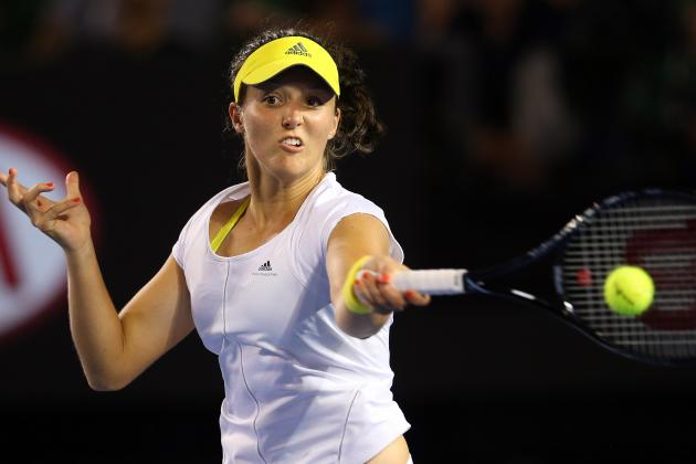 Laura Robson Stuns Petra Kvitova in Epic to Reach Australian Open Last 32