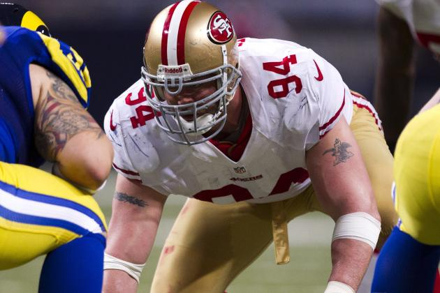 Justin Smith Feels Better About Triceps, 49ers' Mindset