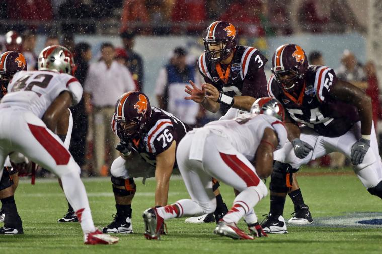 Don't Write off Virginia Tech's Thomas Just Yet