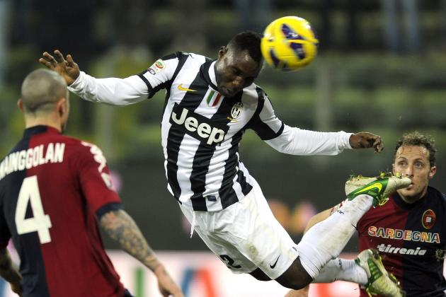 Why Kwadwo Asamoah Will Be the Player to Watch at the African Cup of Nations