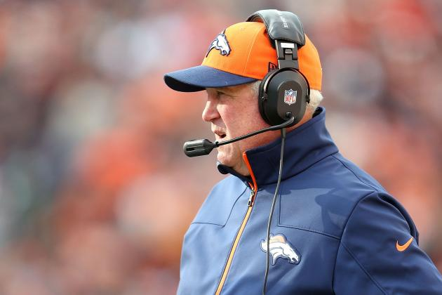 Source: Broncos' John Fox to Name Replacement for Mike McCoy by the Weekend