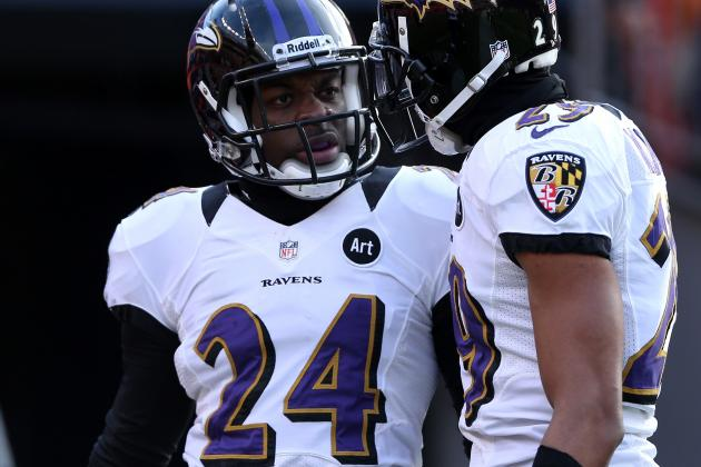 Ravens' Hero Rips Lovie Smith: He Never Gave Me a Chance