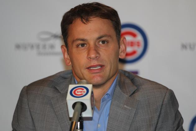 Cubs GM Hoyer Putting Pieces of the Puzzle Together