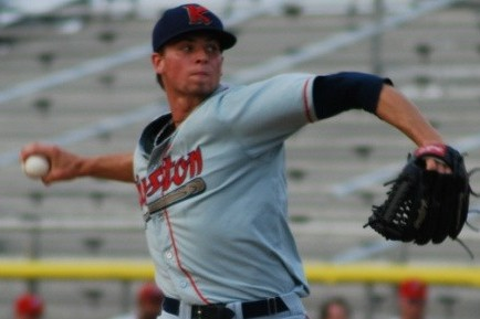 Cleveland Indians Prospect Trey Haley Looking for a Pain-Free 2013