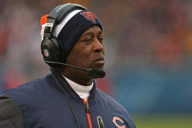 Lovie Smith Unlikely to Seek DC Role, Eyes 2014 Return