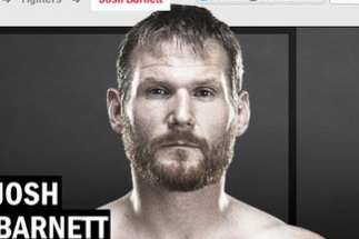 Josh Barnett Added to UFC.com