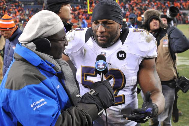 Ray Lewis: No Way I'll Waver on Retirement