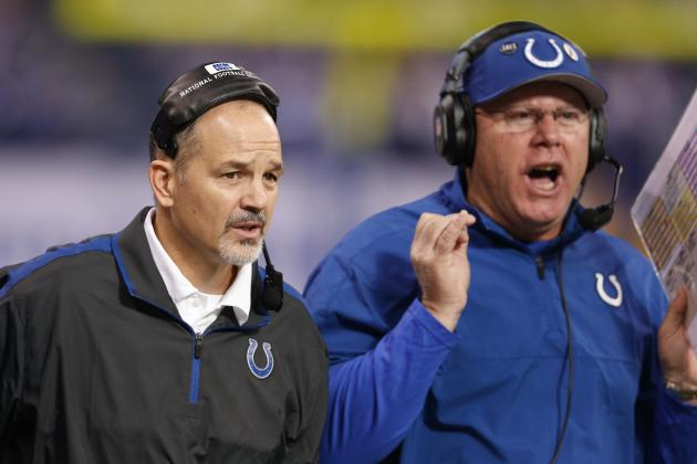 Cards Courting Colts' Arians, Interview Bevell