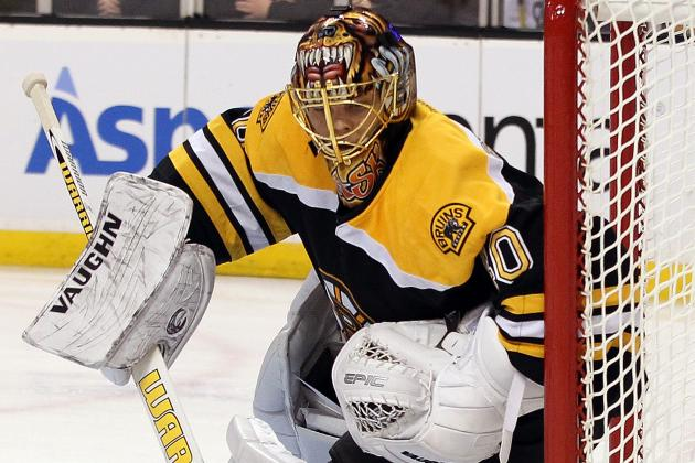Boston Bruins: How Should Tuukka Rask, Anton Khudobin Rotate To Start 2013?
