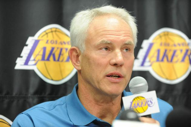 "Mitch Kupchak Skeptical Lakers Will Be ""Active"" Before Trade Deadline"