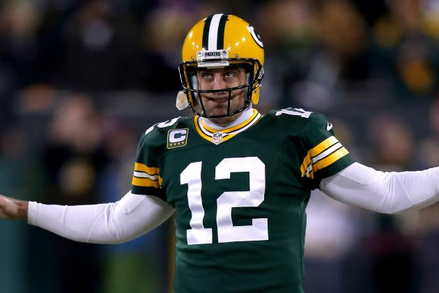 Aaron Rodgers Not Convinced of Read-Option Staying Power