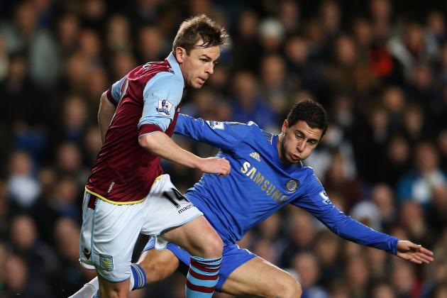 Why Brett Holman Is Being Played in the Wrong Position for Aston Villa