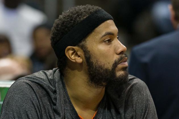 Knicks' Wallace Says He'll Play Again This Season