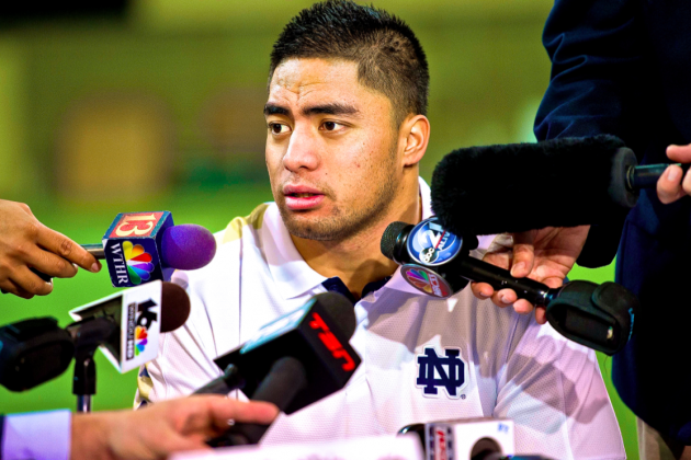 Full Timeline of Manti Te'o and Lennay Kekua Story