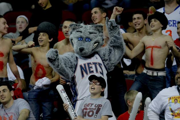 N.J. Die-Hards Haven't Given Up on the Nets