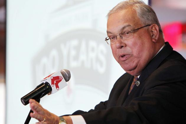 Mayor Menino Flubs More Patriots' Names