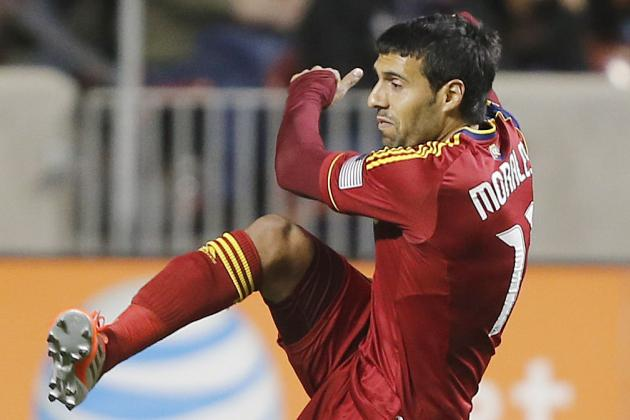 It's Official: RSL, Morales Put Pen to Paper on New Contract