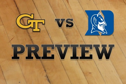 Georgia Tech vs. Duke: Full Game Preview