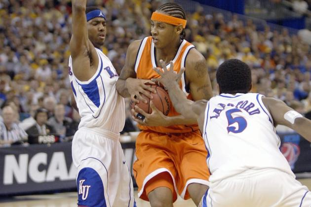 Syracuse to Retire Melo's Jersey