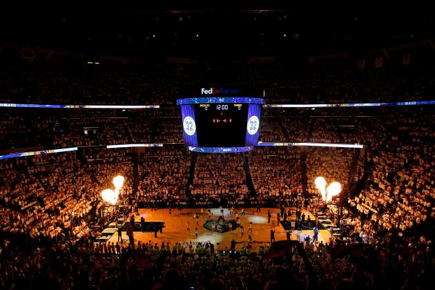 Take a Look Inside the Memphis Grizzlies' NBA-Best in-Arena Music Team