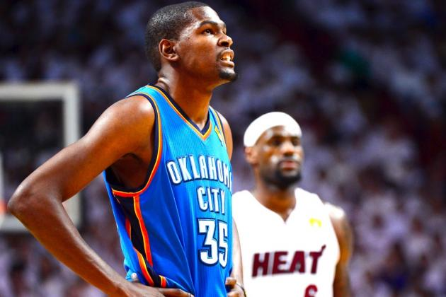 Will Kevin Durant Get to 20,000 Points Faster Than LeBron James?