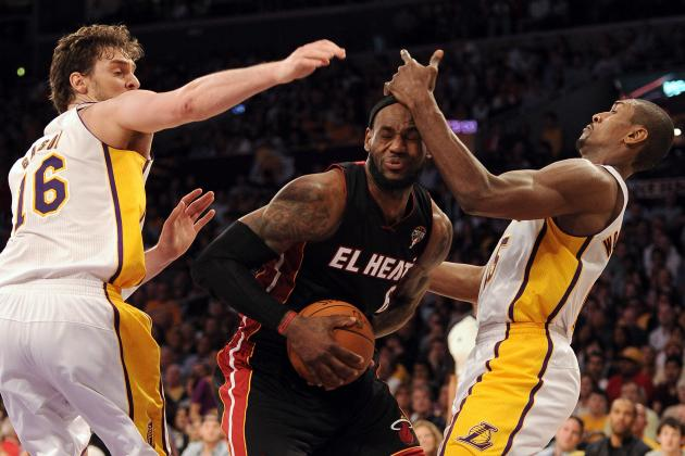 Miami Heat vs. Los Angeles Lakers: Preview, Analysis, and Predictions