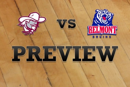 Eastern Kentucky vs. Belmont: Full Game Preview