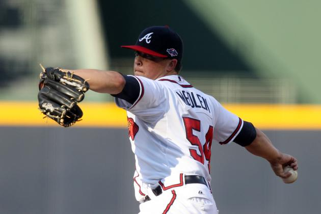 Atlanta Braves Kris Medlen, Craig Kimbrel Selected to WBC Roster