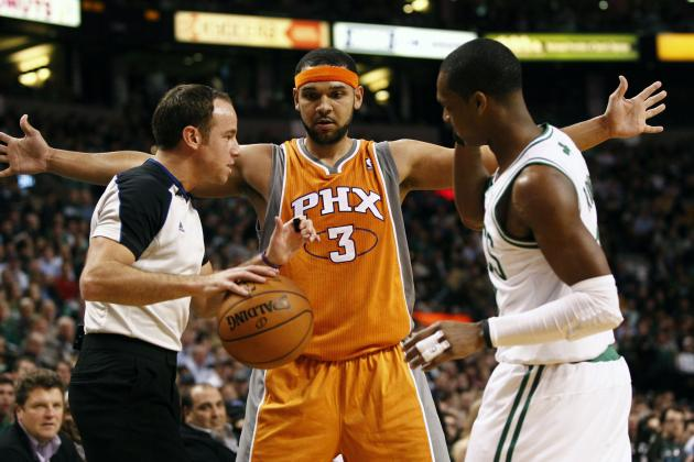 Suns' Dudley: 'I Want to Be the Solution, Not the Problem'