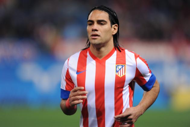 Radamel Falcao Would Be Best Served Joining Bayern Munich