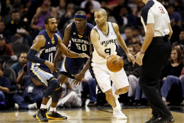 Grizzlies Blown out by Spurs, Is Their Season on the Brink?