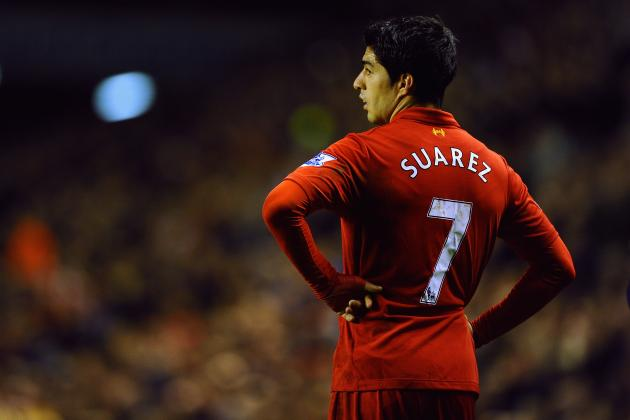 Luis Suarez: Supporters Shouldn't Be Up in Arms with Striker's Diving Admission