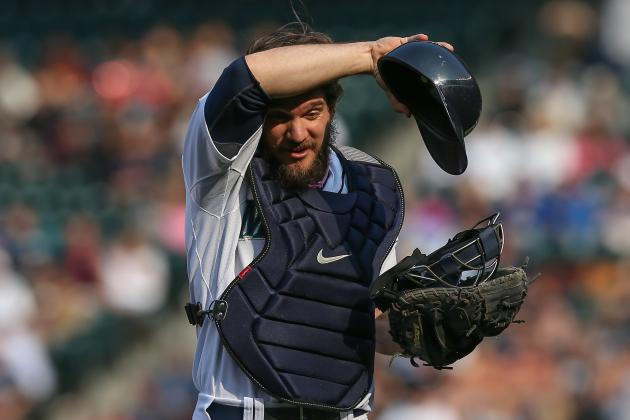 John Jaso Trade: Jaso Likely to Platoon with Norris for Athletics in 2013