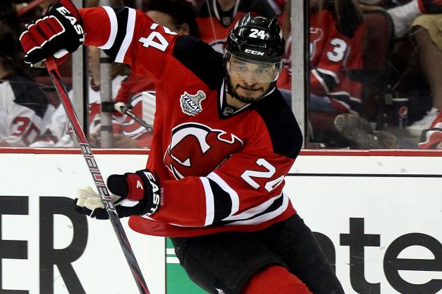 Devils Name Salvador Team Captain
