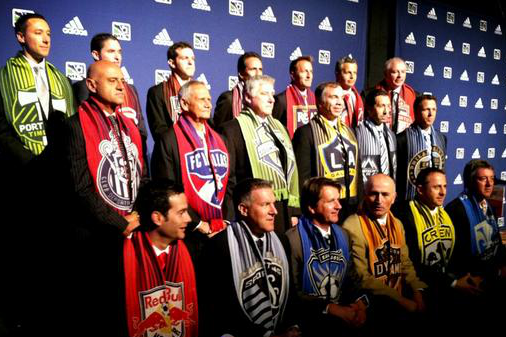 2013 MLS SuperDraft Tracker