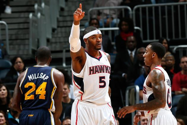 Should the Charlotte Bobcats Get in the Josh Smith Sweepstakes?